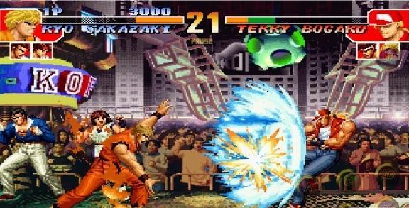 拳皇97破解版 v2.0.2434 官方中文安卓版界面图2