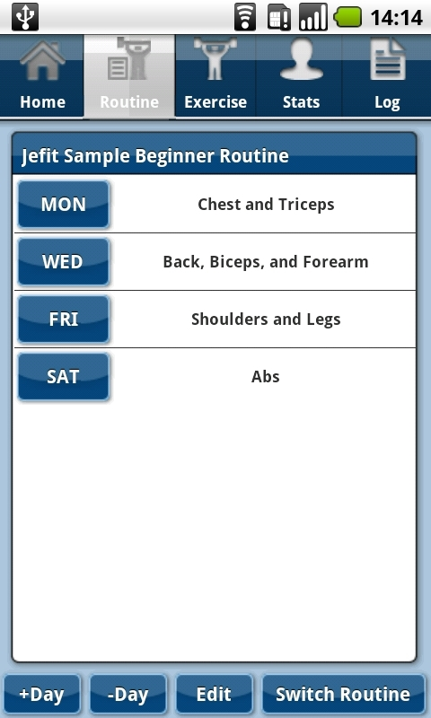 健身助手 v2.4.9 安卓版界面图2