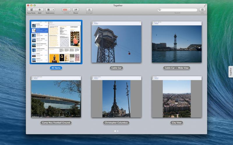 Together v3.6.1 Mac免费版界面图2