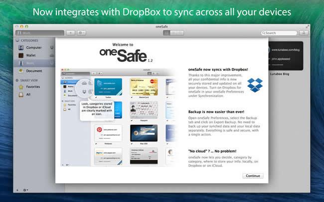 oneSafe Mac安全工具 V2.1.2 官方版界面图3