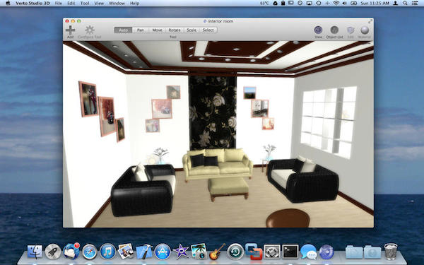 Verto Studio 3D mac版预览图