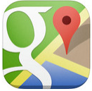谷歌地图iphone版_Google Maps v4.21.0 中文版