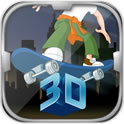 了不起的滑板高手Amazing Skater 3D v1.0 安卓版