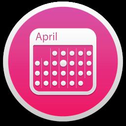 MonthlyCal  V1.5  Mac版