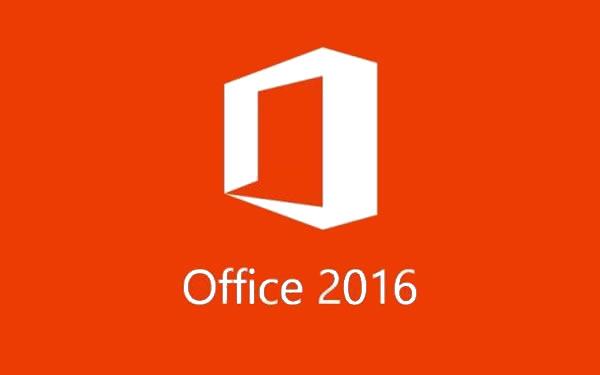 office2016中文版界面预览图