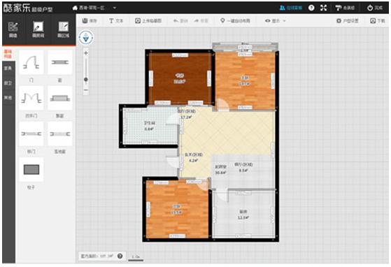 酷家乐3d室内装修设计下载 酷家乐3d室内装修设计 v5.8 官