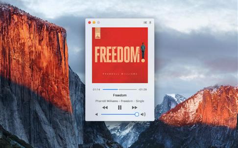MiniPlay v1.4 Mac版界面图1