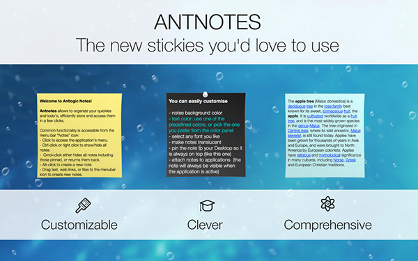 Simple Antnotes for Mac v1.6.1 免费版界面图2
