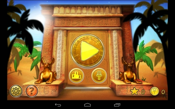 埃及河内塔无限金币版 v2.4.6 安卓版界面图1
