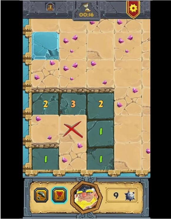 矮人矿场 v1.1 安卓版界面图3