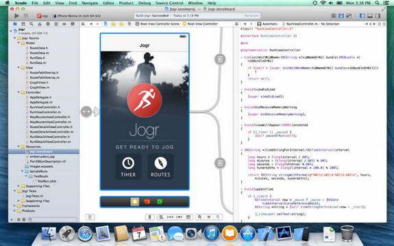 xcode V8.2 Mac官方版界面图2