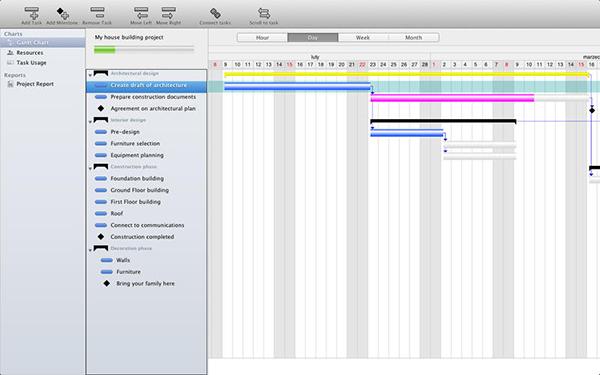 Project Planner  V2.1.1  Mac版界面图3