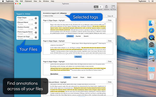 TagNotate v1.4.3 Mac版界面图1