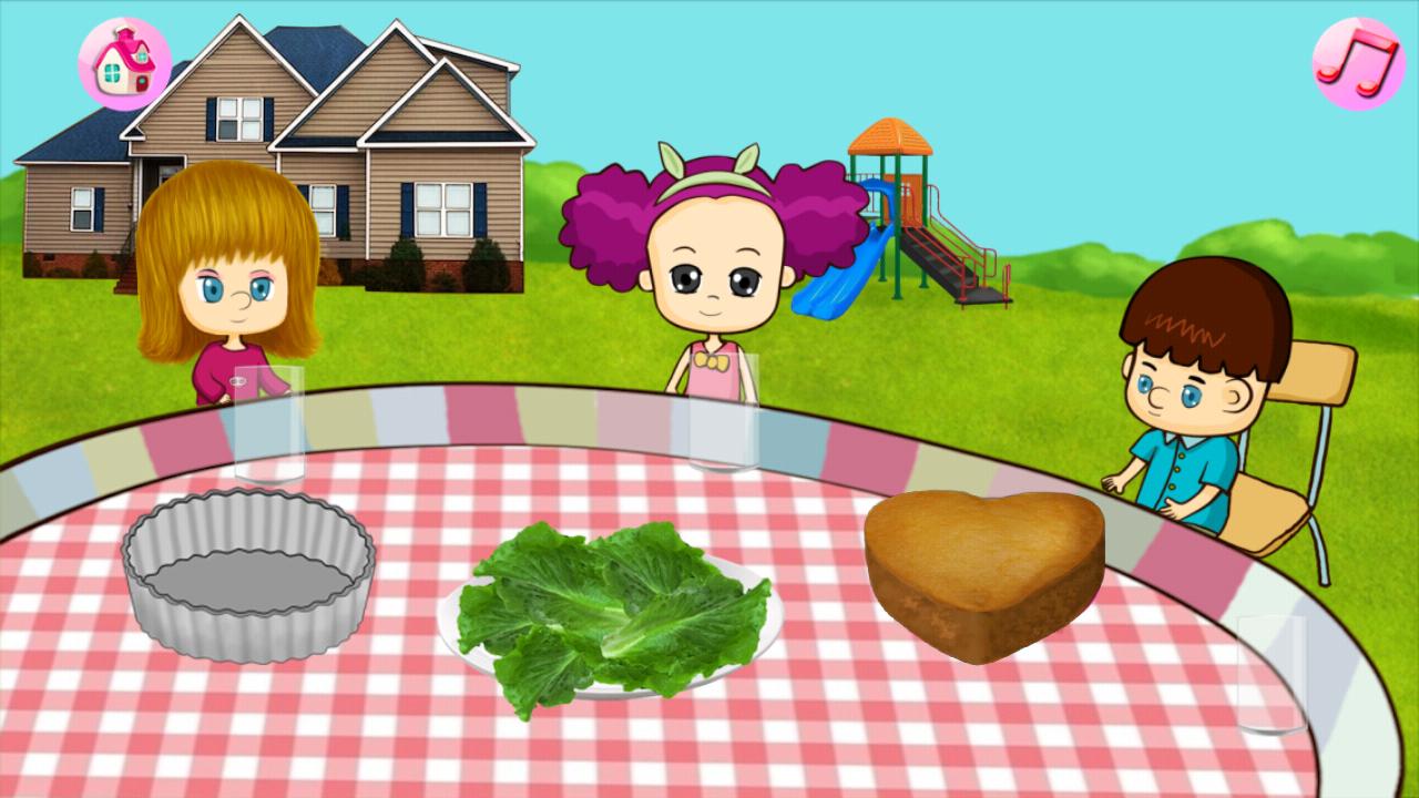 儿童烹饪小游戏 v3.1.1 安卓版