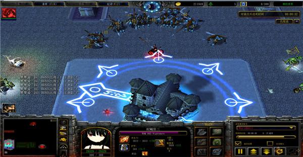 魔兽地图神的世界界面图1