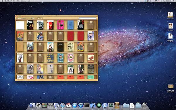 BookShelf  v1.2 Mac版界面图1