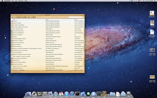 BookShelf  v1.2 Mac版界面图2