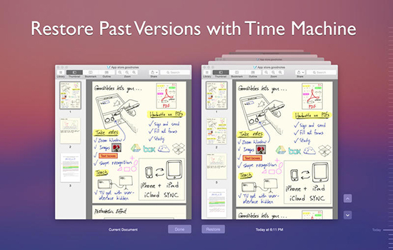 GoodNotes  V1.1.7 Mac版界面图2