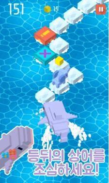 海上跳跃 v1.0 安卓版界面图1