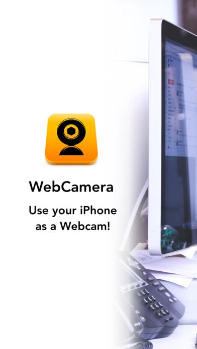WebCamera v2.9 iPhone版界面图1