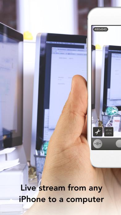 webcamera v2.9 安卓版界面图1