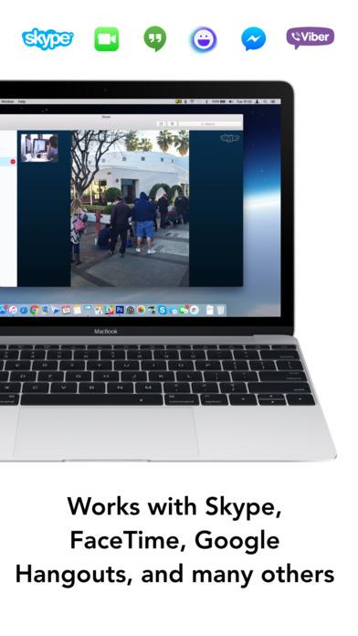webcamera v2.9 安卓版界面图2
