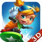 3D滑雪狂飙 v1.0.0 安卓版