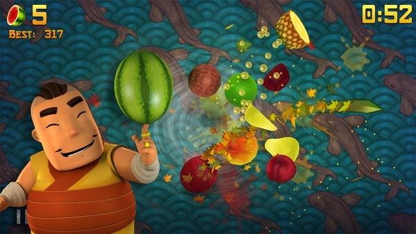 水果忍者 v1.0  安卓版界面图1