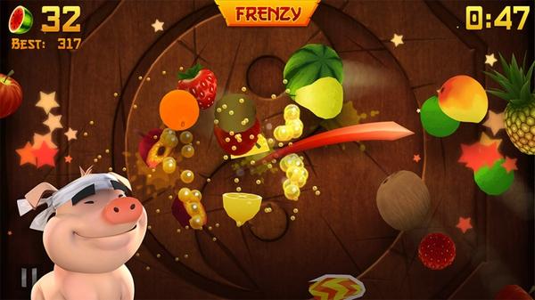 水果忍者 v1.0  安卓版界面图2