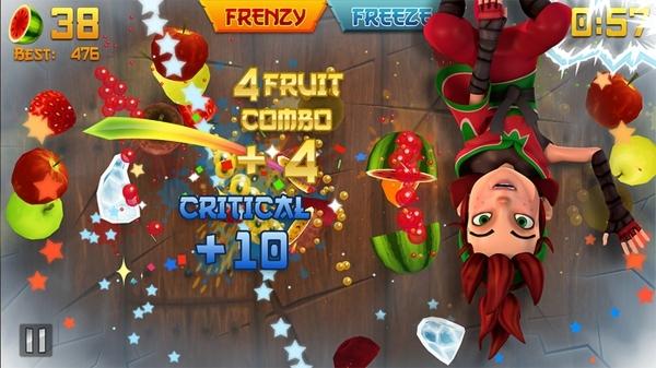 水果忍者 v1.0  安卓版界面图3