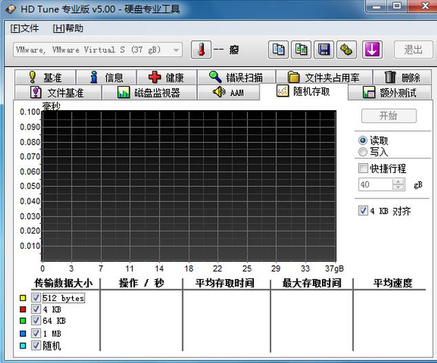 hdtunepro界面图2