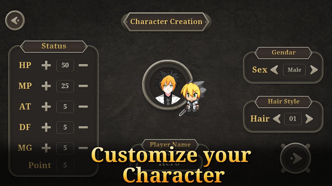 符文骑士 v1.05 安卓版界面图2