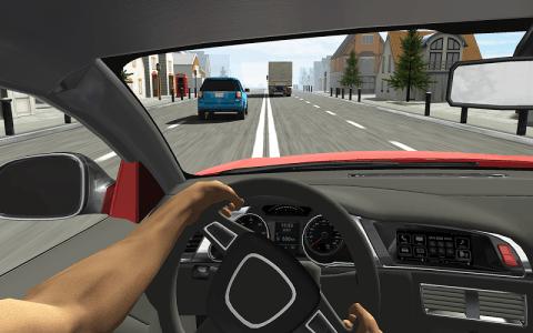 竞速汽车 v1.0  安卓版界面图1