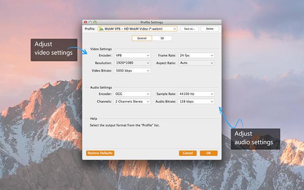 Aiseesoft DVD Ripper V6.5.27  Mac版界面图4