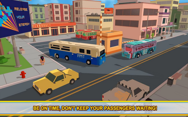 巴士驾驶员2017 v1.1.2 安卓版界面图2