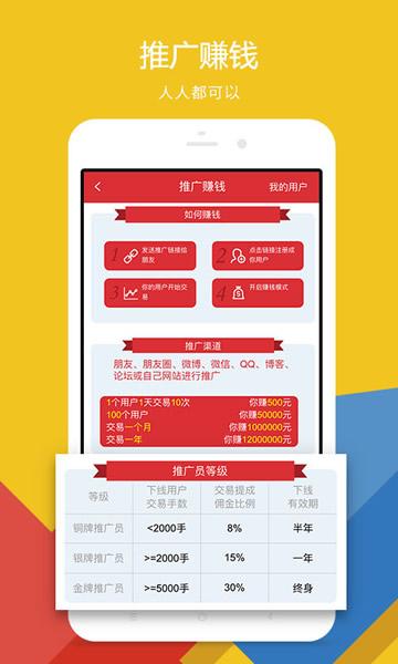 微盘交易 v1.1 安卓版界面图4