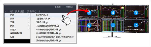 交易师多屏全推版界面图4