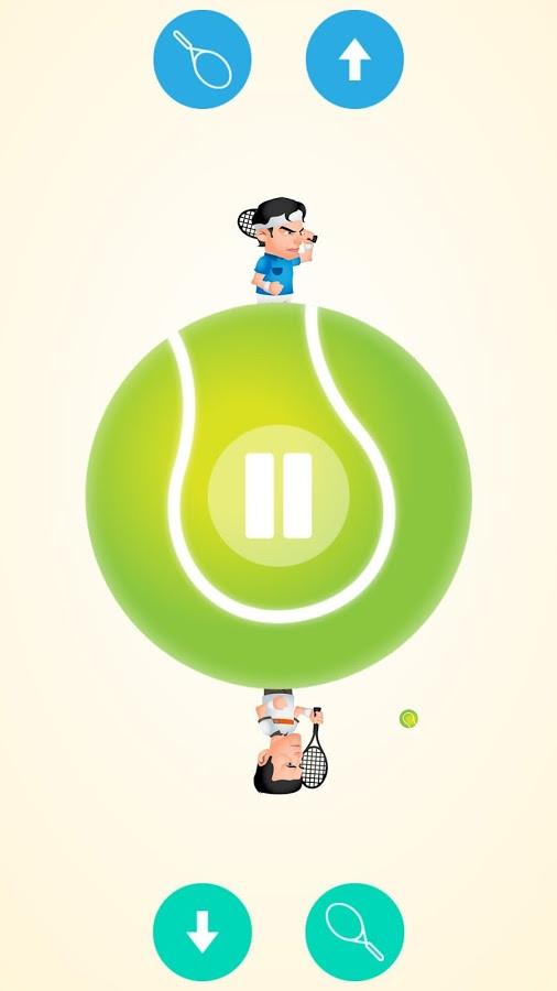 圆形网球 v1.4  安卓版界面图1