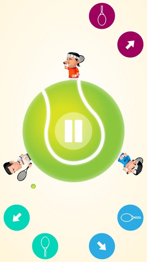 圆形网球 v1.4  安卓版界面图3