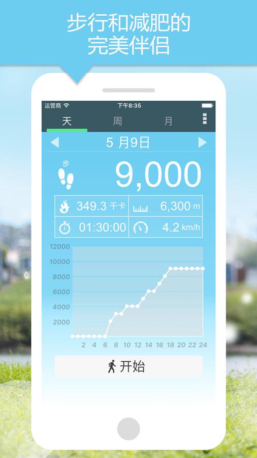 健康减肥神器 v1.0 安卓版界面图2