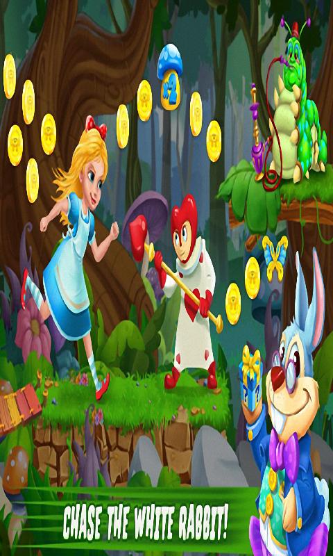 爱丽丝仙境酷跑 v3.0.9 安卓版界面图2