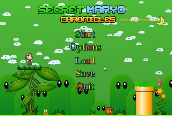 神秘Maryo历代记界面图3