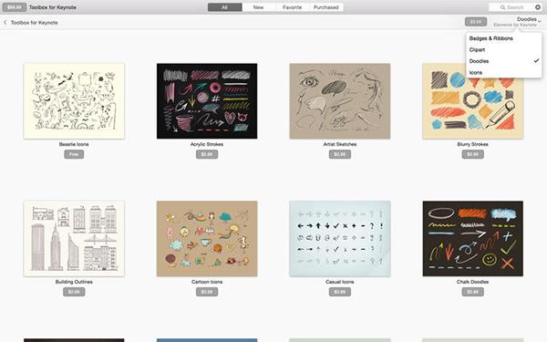 Toolbox for Keynote for Mac V3.0.2 免费版界面图2
