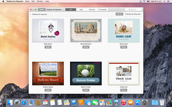Toolbox for Keynote for Mac V3.0.2 免费版界面图3