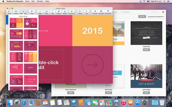 Toolbox for Keynote for Mac V3.0.2 免费版界面图4