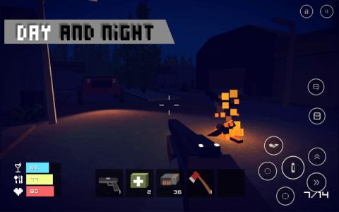 像素我的生存游戏 v1.0 安卓版界面图1