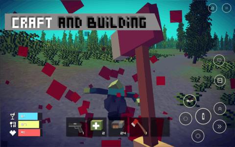 像素我的生存游戏 v1.0 安卓版界面图2