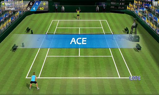 指尖网球3D v1.7.1  安卓版界面图2