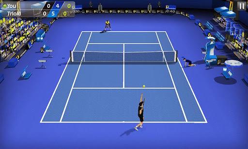 指尖网球3D v1.7.1  安卓版界面图3