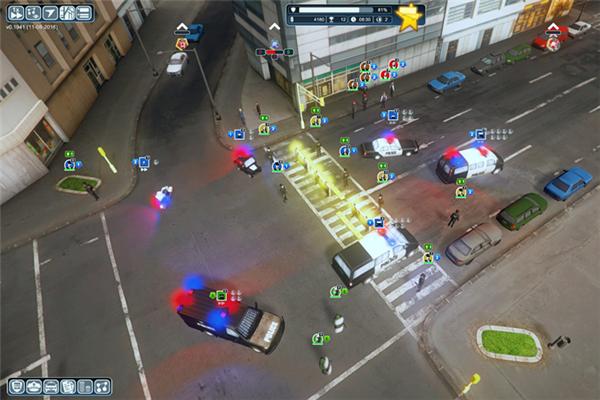 警察战术帝国界面图2